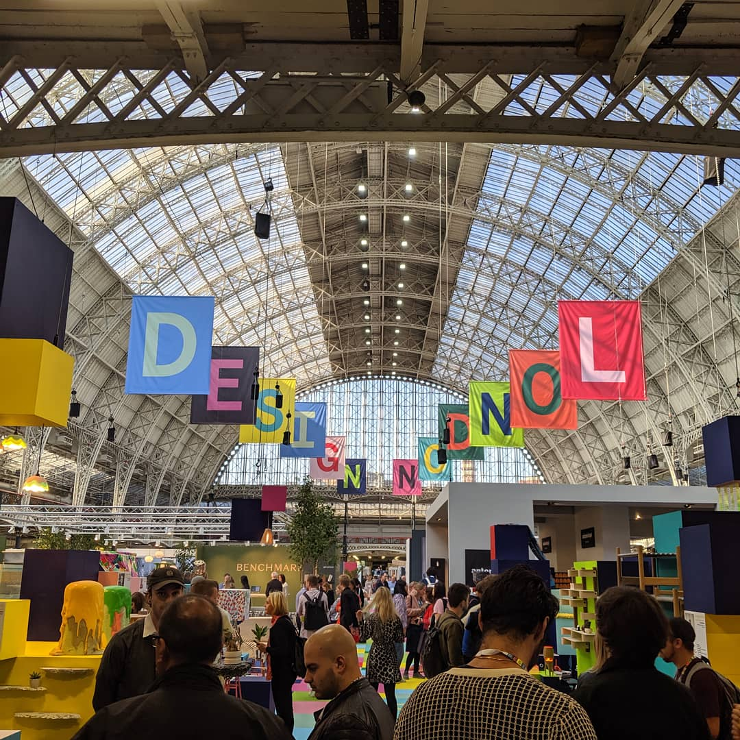 Design Week London 2019