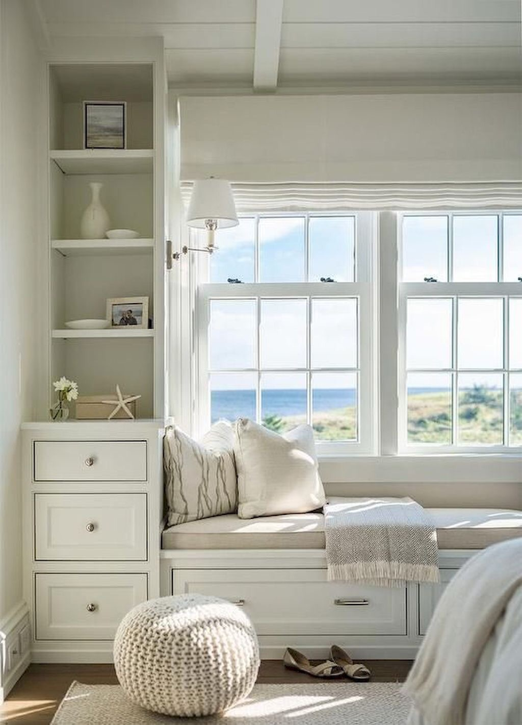 How to create a dreamy window seat