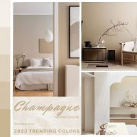 Discover now the latest interior design trends, colors palettes and inspiration images