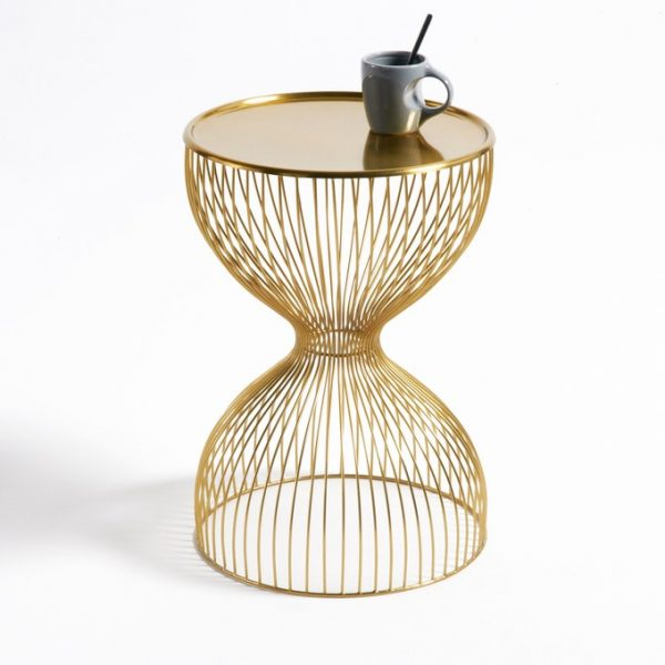 Janik Wire Cadge Bedside Table